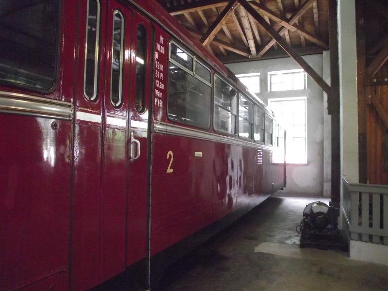 Dieseltriebwagen VT 10.05 Graz Köflacher Bahn Beis_284