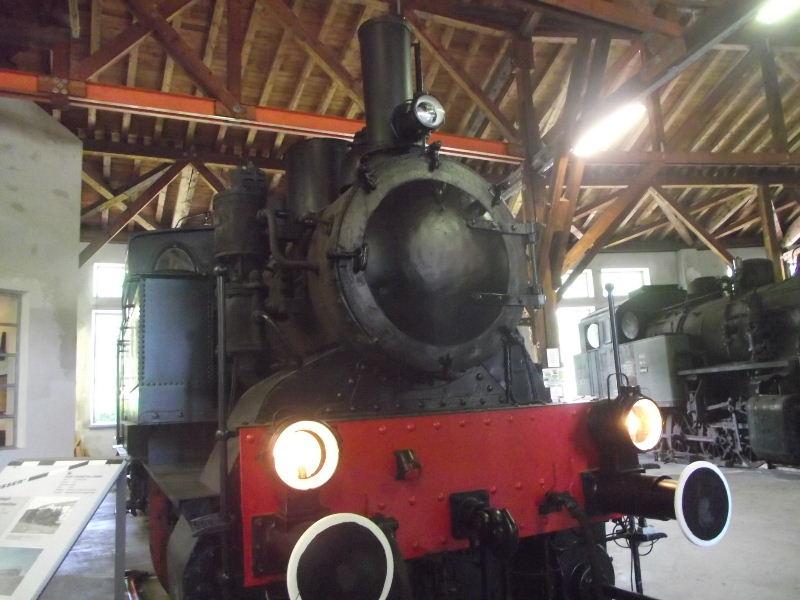 "Dampflokomotive LLK ""OSSER"" Beis_289"