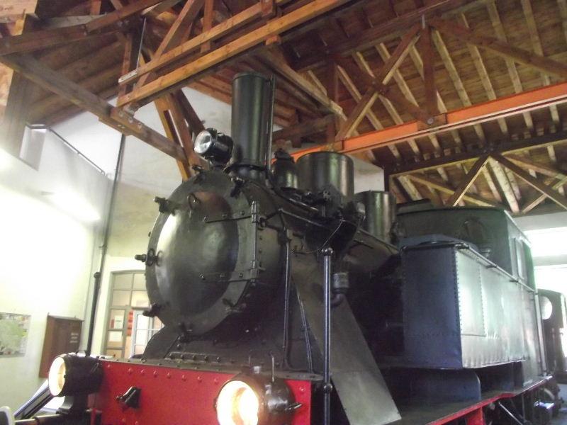 "Dampflokomotive LLK ""OSSER"" Beis_290"