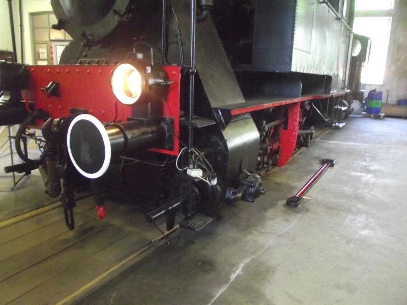 "Dampflokomotive LLK ""OSSER"" Beis_291"