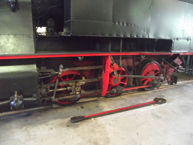 "Dampflokomotive LLK ""OSSER"" Beis_292"
