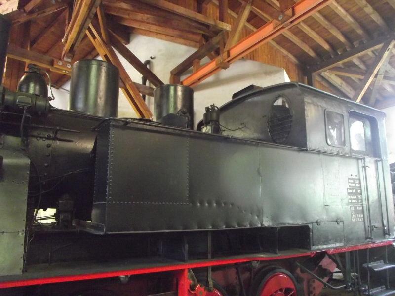 "Dampflokomotive LLK ""OSSER"" Beis_293"