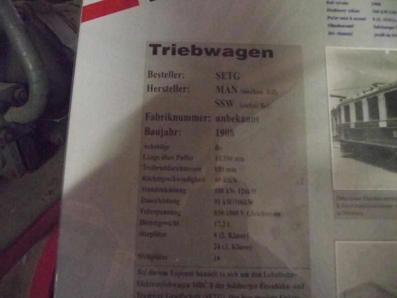 """Triebwagen der SETG """"MBC8"""" Beis_294"""