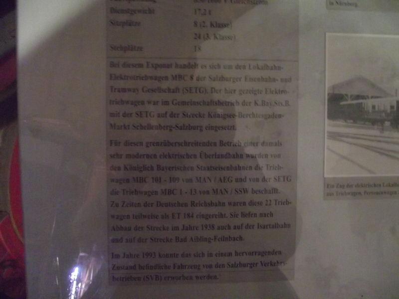 """Triebwagen der SETG """"MBC8"""" Beis_295"""