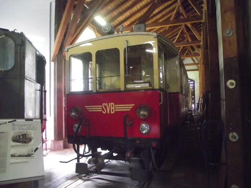 """Triebwagen der SETG """"MBC8"""" Beis_296"""