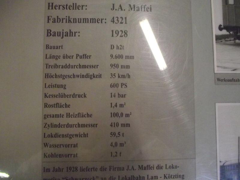 """Dampflokomotive LLK """"SCHWARZECK"""" Beis_302"""