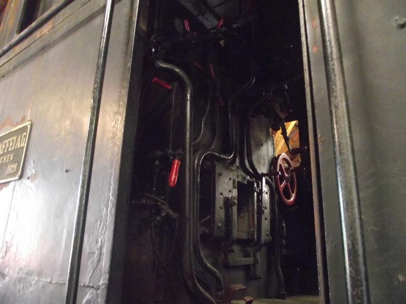 """Dampflokomotive LLK """"SCHWARZECK"""" Beis_304"""