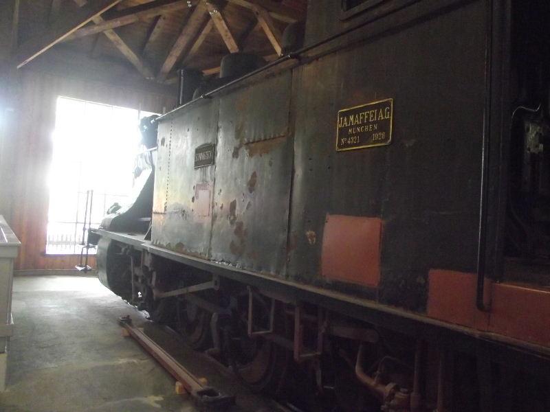 """Dampflokomotive LLK """"SCHWARZECK"""" Beis_305"""