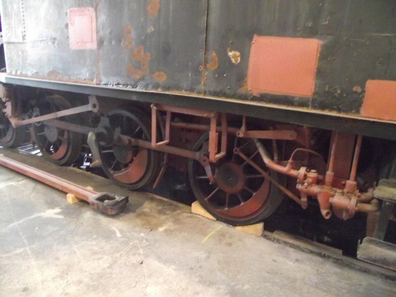 """Dampflokomotive LLK """"SCHWARZECK"""" Beis_306"""