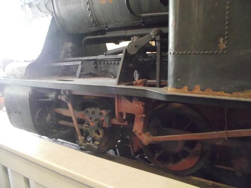 """Dampflokomotive LLK """"SCHWARZECK"""" Beis_307"""