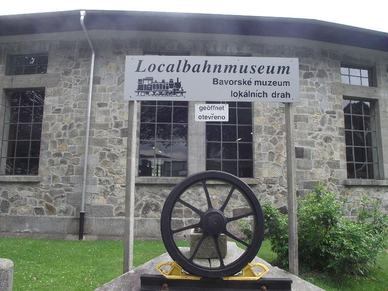 Localbahnmuseum Bayerisch Eisenstein Beis_320