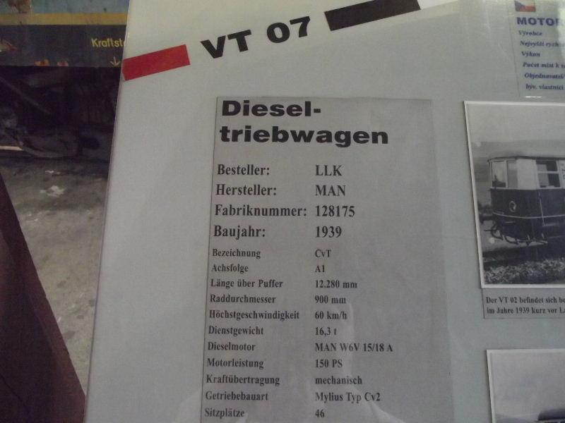Diesel-Triebwagen VT 07 Beis_321