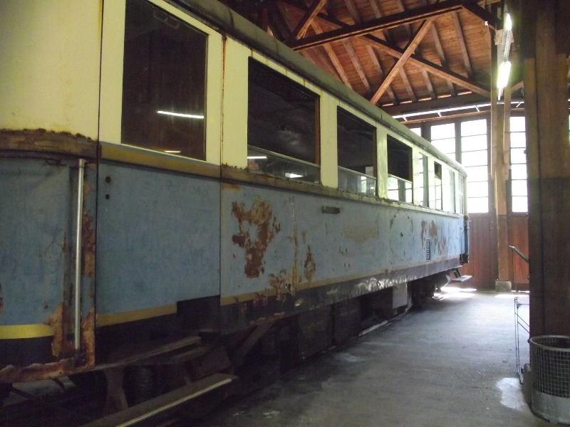 Diesel-Triebwagen VT 07 Beis_324