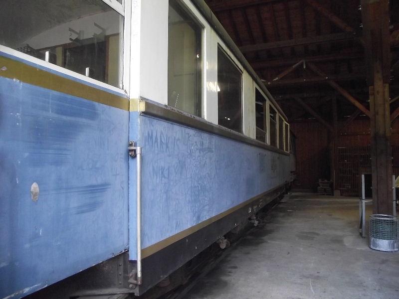 Diesel-Triebwagen VT 07 Beis_333