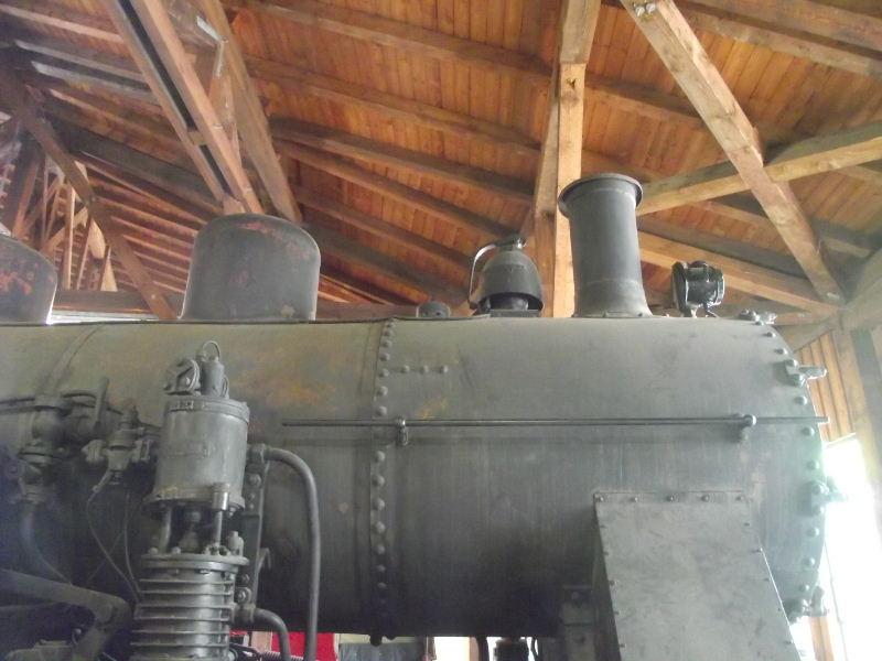 """Dampflokomotive LLK """"SCHWARZECK"""" Beis_342"""