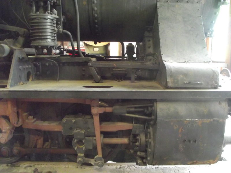 """Dampflokomotive LLK """"SCHWARZECK"""" Beis_343"""