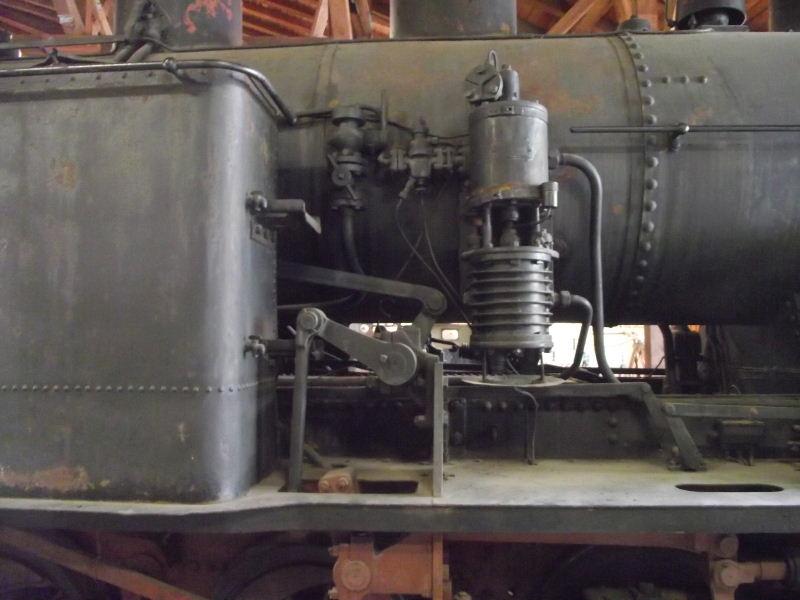"""Dampflokomotive LLK """"SCHWARZECK"""" Beis_344"""