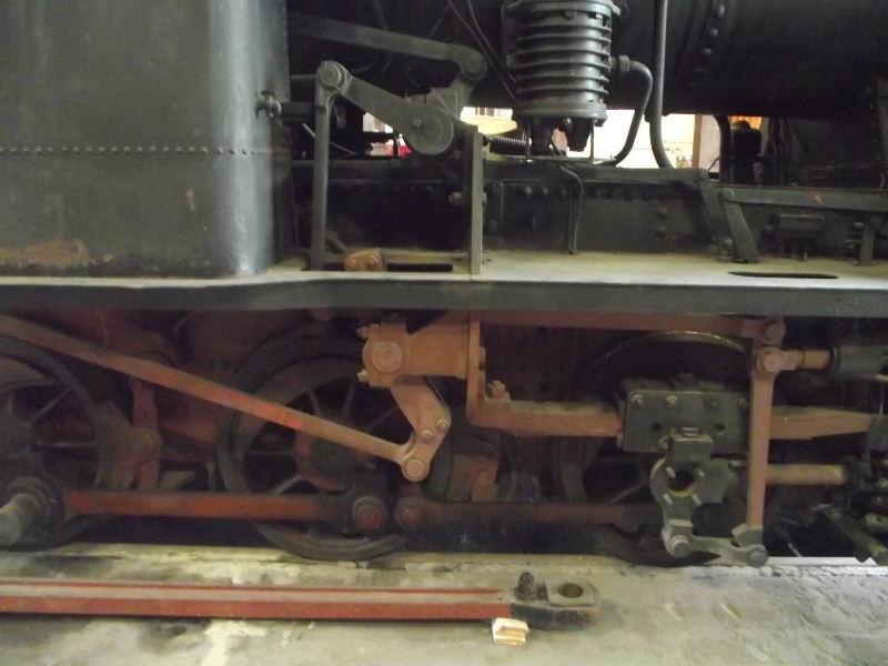 """Dampflokomotive LLK """"SCHWARZECK"""" Beis_345"""