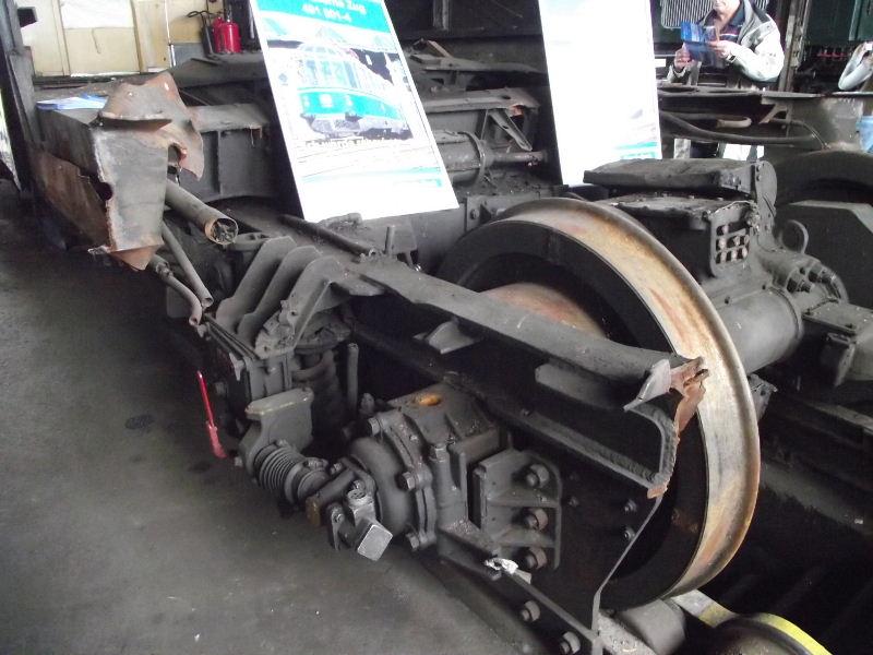 Der Gläserne Zug - DB 491 001 Bp-a_139