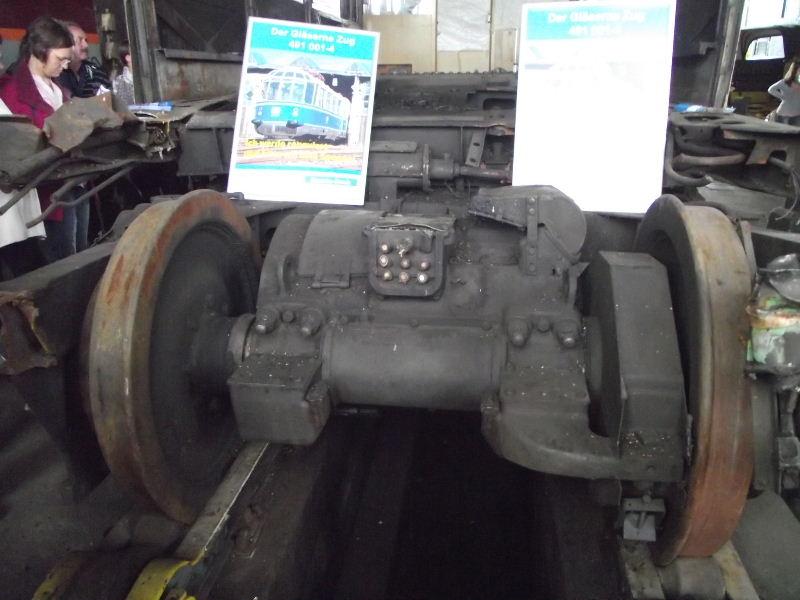 Der Gläserne Zug - DB 491 001 Bp-a_143