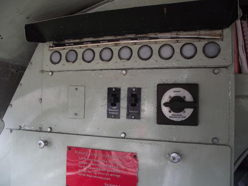 Baureihe VT11.5 = 601 DER TEE Bpa_0410