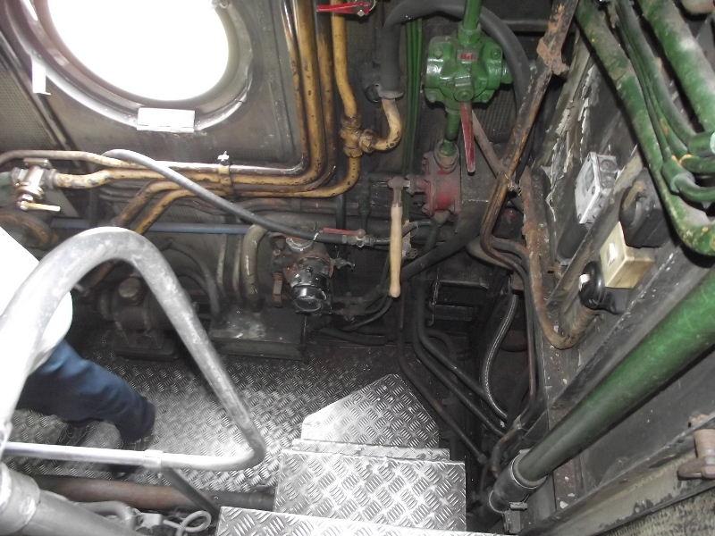 Baureihe VT11.5 = 601 DER TEE Bpa_0414