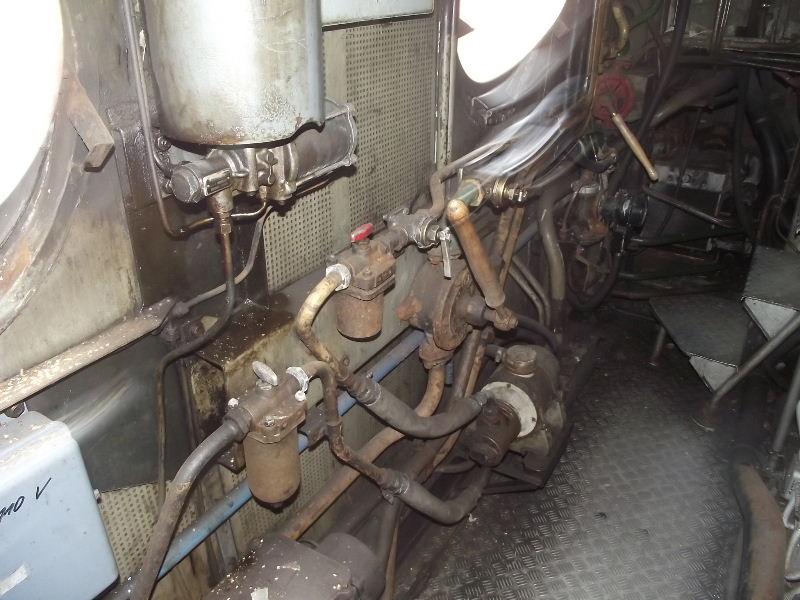 Baureihe VT11.5 = 601 DER TEE Bpa_0517