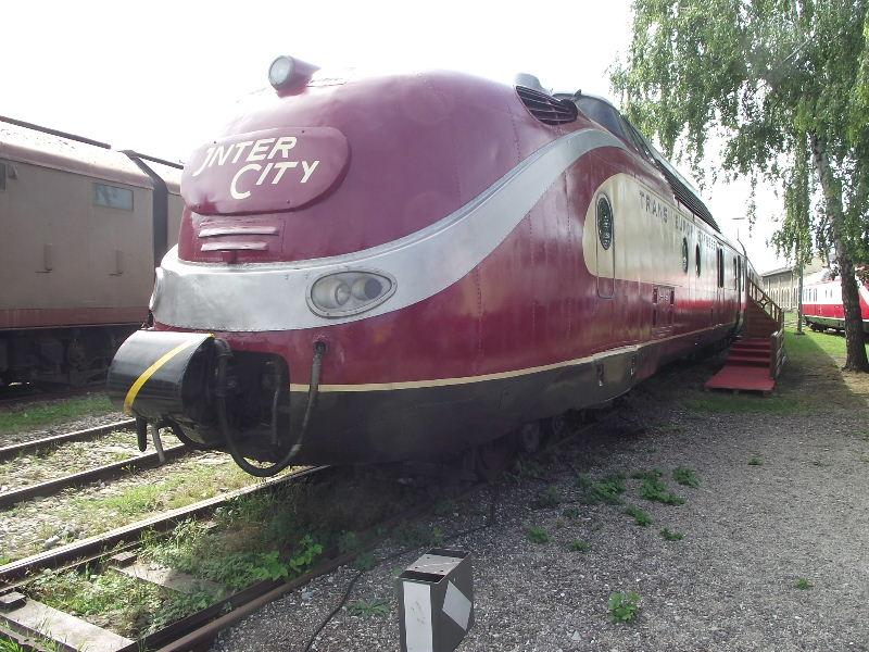 Baureihe VT11.5 = 601 DER TEE Bpa_0811