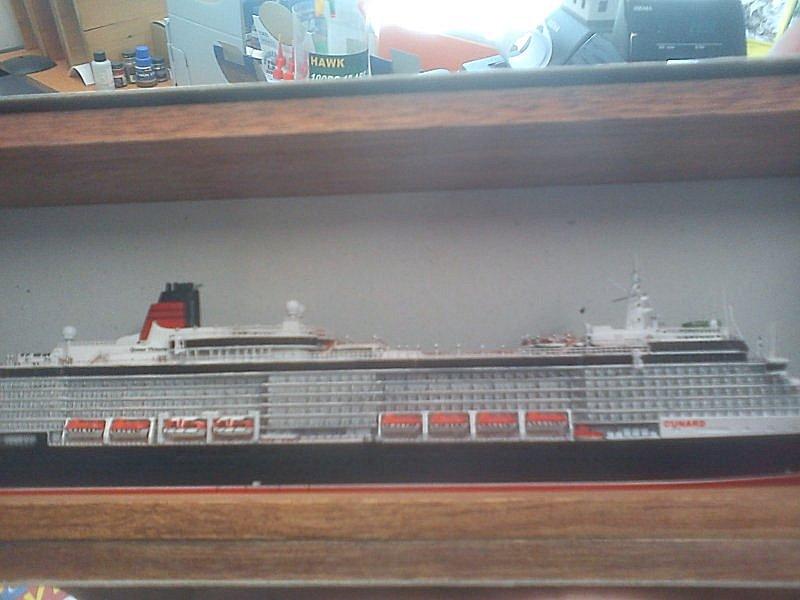 Queen Victoria 1:1250 Dsc00110