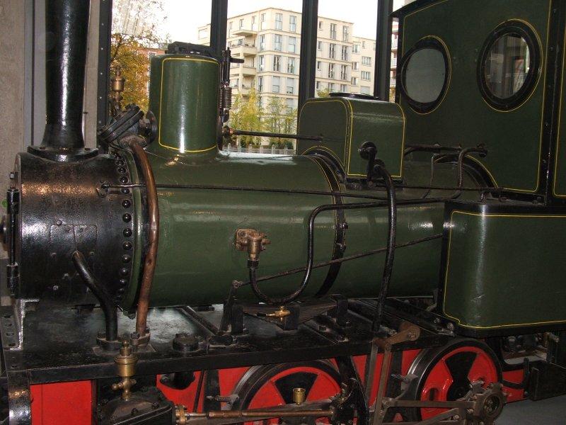 Feldbahn-Dampfloks Dscf0233