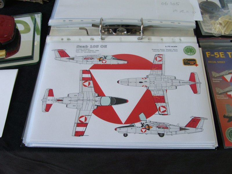 """REVELL 04352 1:72 Saab J-35J """"DRAKEN"""" Dscf0713"""