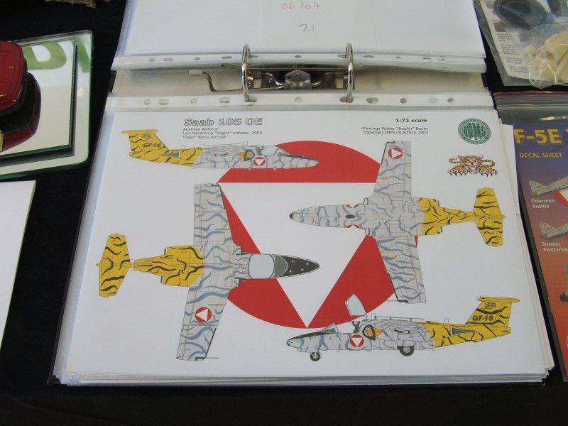 """REVELL 04352 1:72 Saab J-35J """"DRAKEN"""" Dscf0714"""
