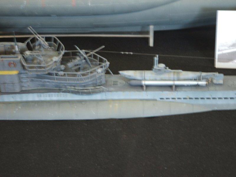 Japanisches U-Boot I-53 & Kaitens Maßstab 1 : 72 von Lindberg - Seite 3 Dscf0815