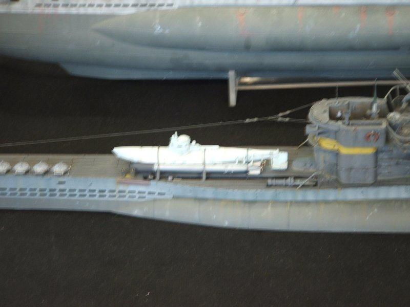 Japanisches U-Boot I-53 & Kaitens Maßstab 1 : 72 von Lindberg - Seite 3 Dscf0816