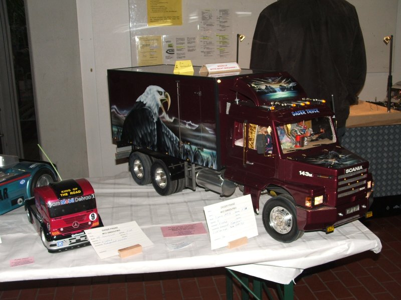 SCANIA Millenium Truck Dscf1812