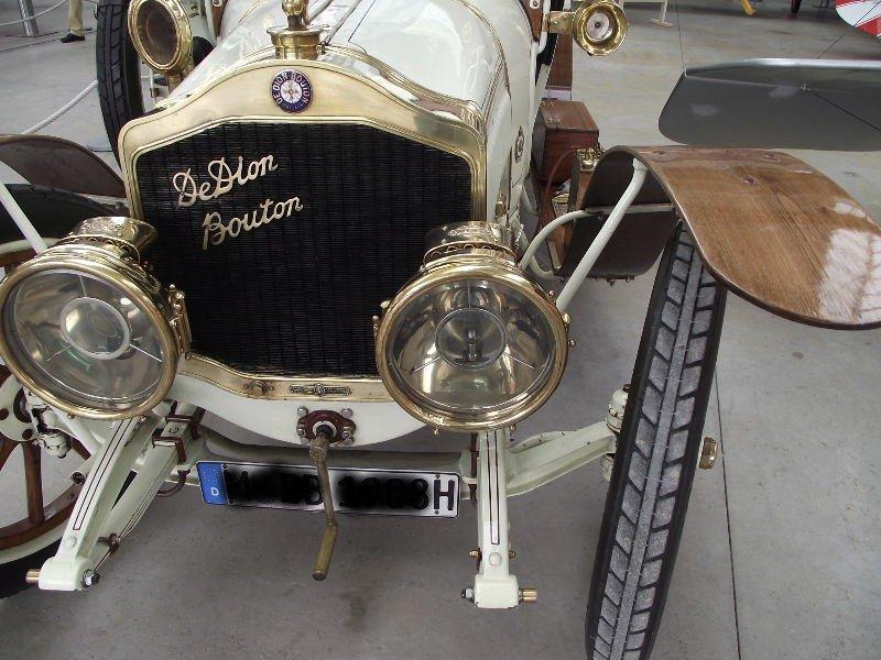 De Dion Bouton Frankreich Flyin113