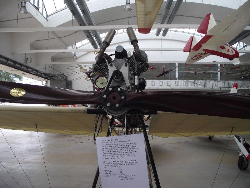 "Grade ""Libelle"" 1909 Flyin396"