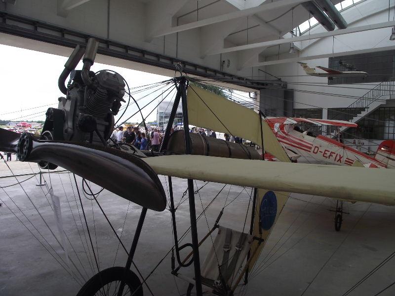 "Grade ""Libelle"" 1909 Flyin400"
