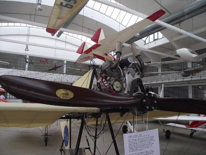 "Grade ""Libelle"" 1909 Flyin401"