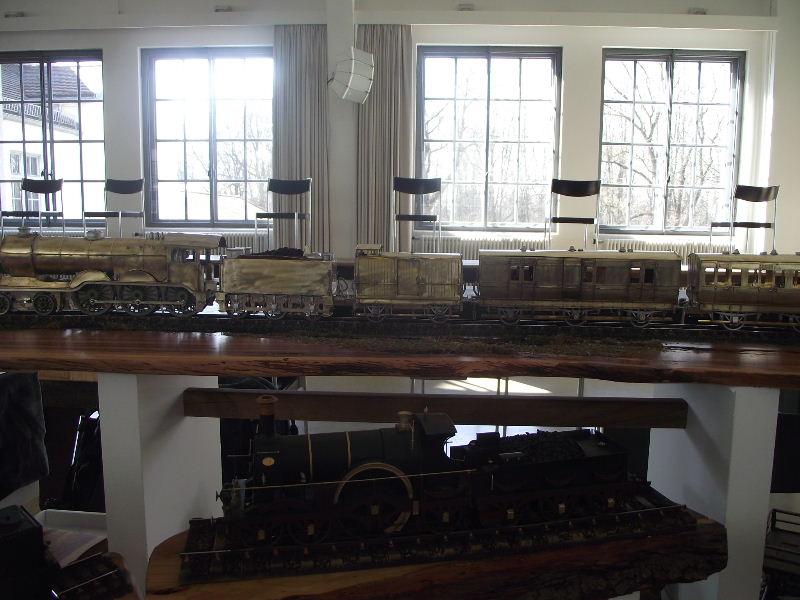 Flugwerft Schleißheim Englische Lokomotiven Fw120100