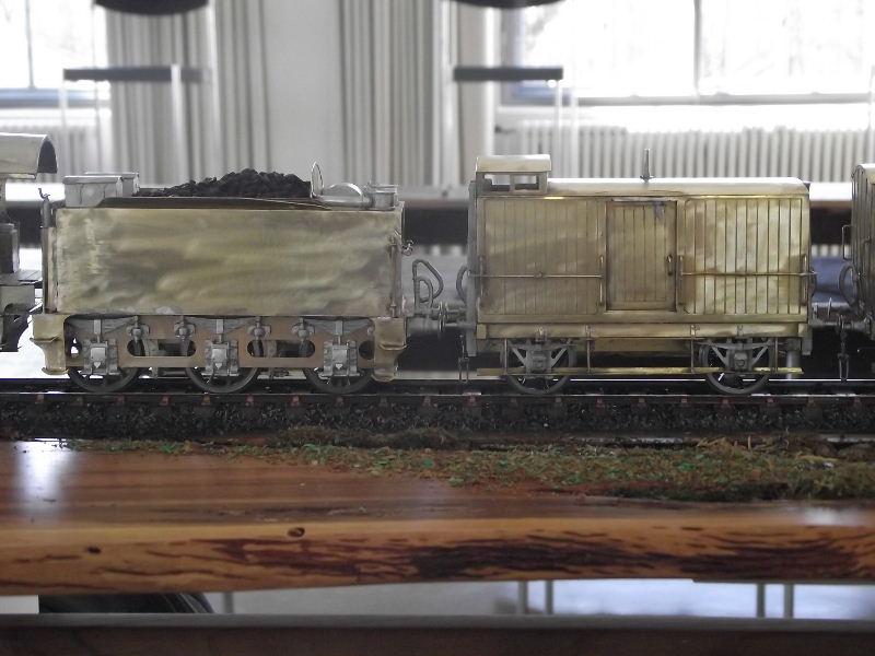 Flugwerft Schleißheim Englische Lokomotiven Fw120104