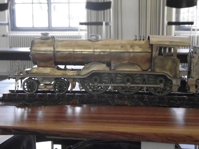 Flugwerft Schleißheim Englische Lokomotiven Fw120105