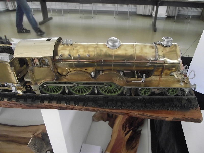 Flugwerft Schleißheim Englische Lokomotiven Fw120107