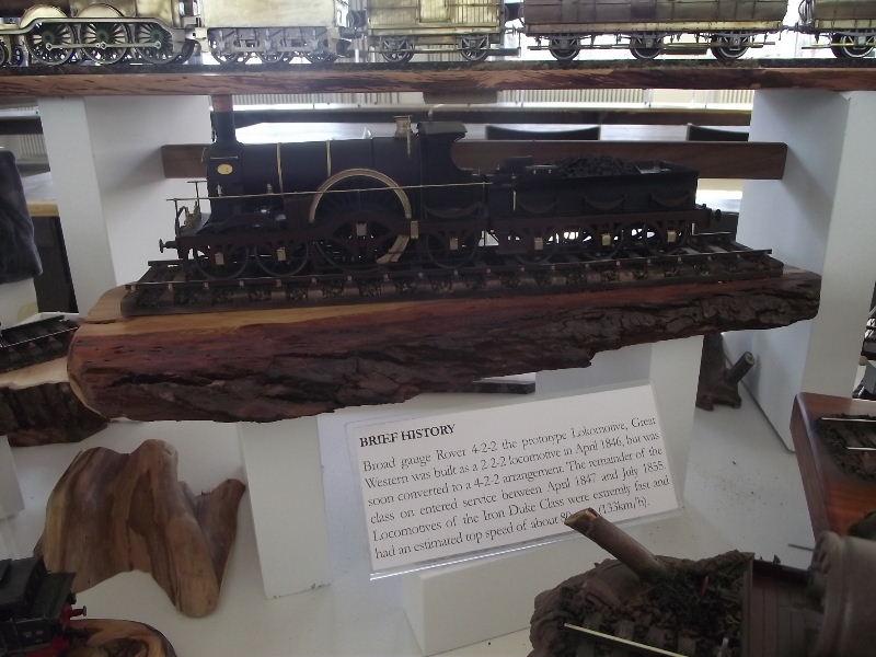 Flugwerft Schleißheim Englische Lokomotiven Fw120197