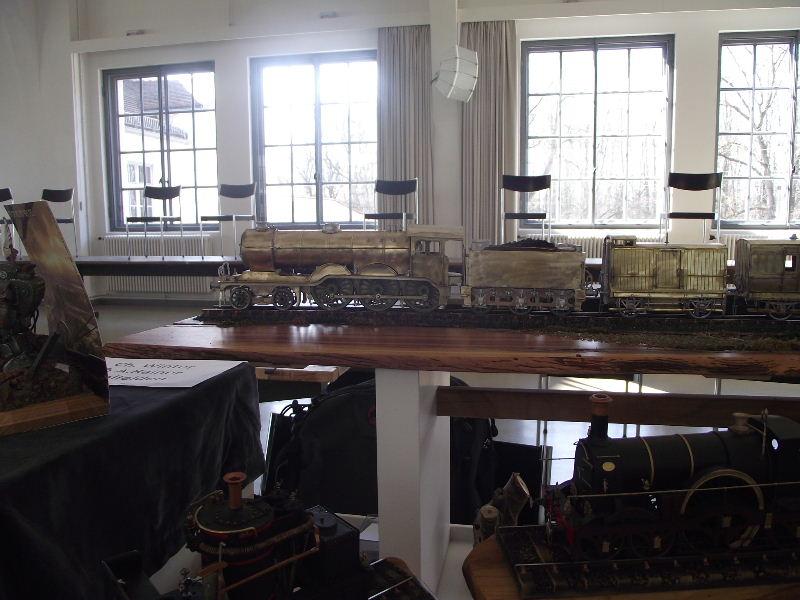 Flugwerft Schleißheim Englische Lokomotiven Fw120199