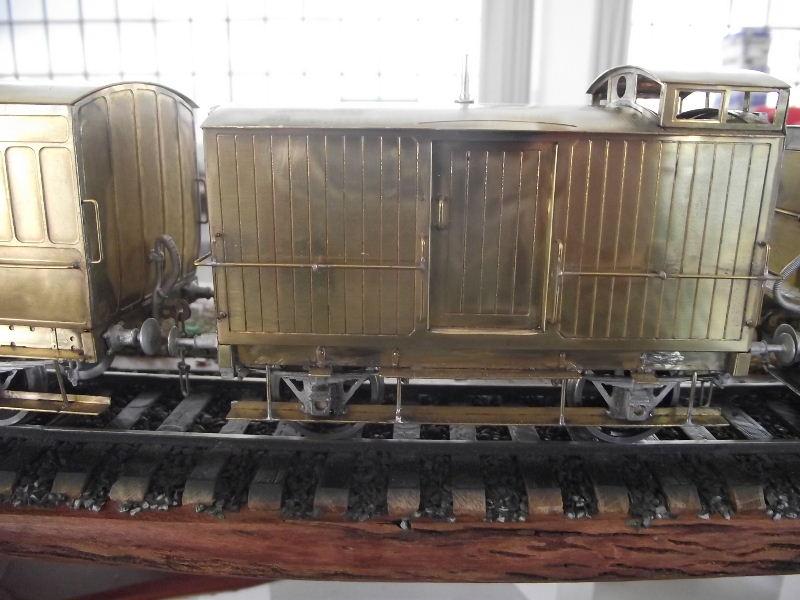 Flugwerft Schleißheim Englische Lokomotiven Fw120200