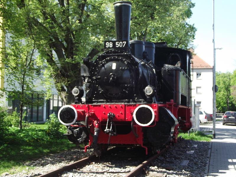 DXI der Königlichen Bayerischen Staatsbahn (BR 98 507) Ingol_20