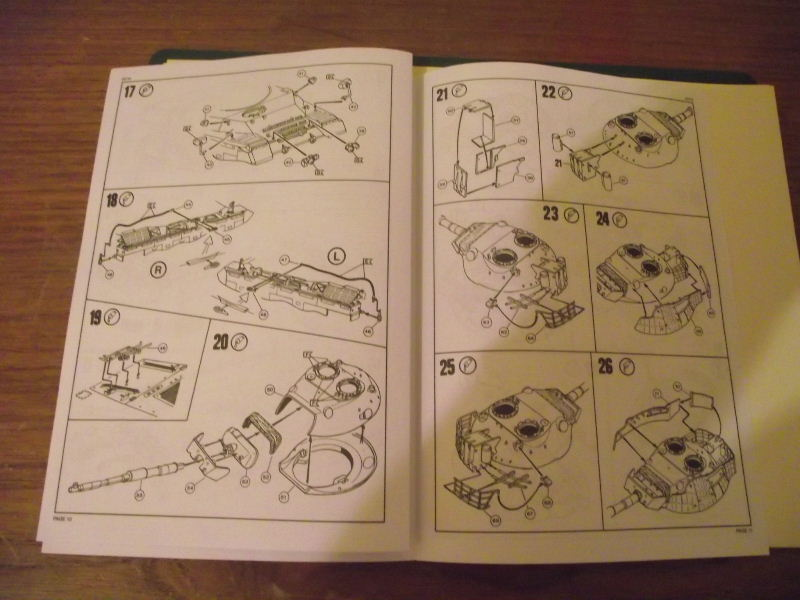 LEOPARD 1 A5 Revell 1:72 Leo_0012
