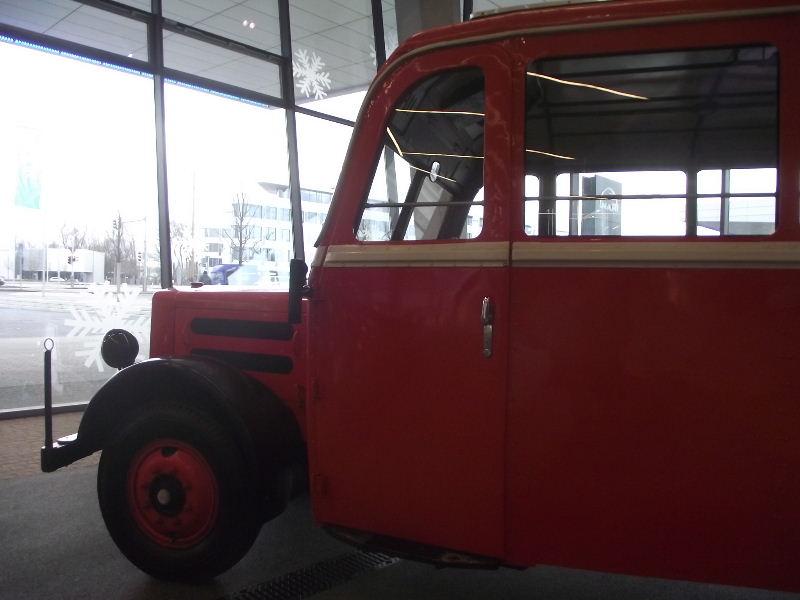 MAN München Uralt LKW und Feuerwehr Man01103