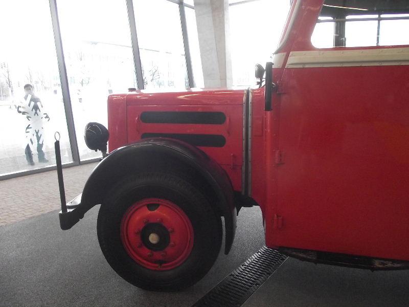 MAN München Uralt LKW und Feuerwehr Man01104